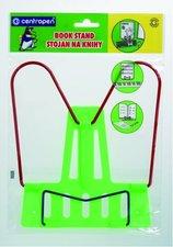Stojánek na čtení Centropen 0002 materiál plast + kov zelený