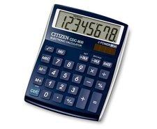 Stolní kalkulátor Citizen CDC-80 - modrý