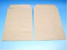 Taška B4 křížové dno HNĚDÁ EKO textil