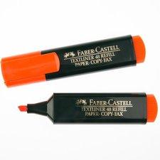 Zvýrazňovač FABER-CASTELL Textliner, oranžová