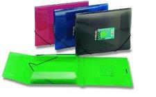 Foldermate Pop Gear - 3chlopňové polypropylenové desky - zelené