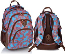 Head - Školní batoh YOUNG motýl HD-115