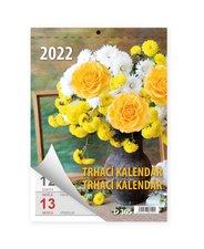 Kalendář nástěnný 2022 trhací nástěnný A5