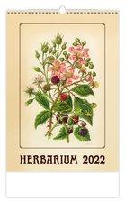 Kalendář nástěnný 2022 Herbarium
