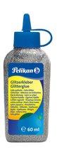 Herlitz Lepidlo glitrové 60 ml stříbrné