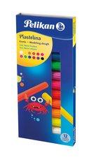 Pelikan Modelína fluorescenční 12 barev