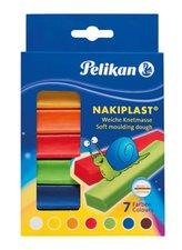 Herlitz Modelína Nakiplast 7 barev