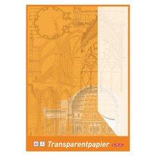 Herlitz Pauzovací papír A3/25 listů