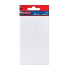 Herlitz Etikety kancelářské bílé 35 x 24 mm