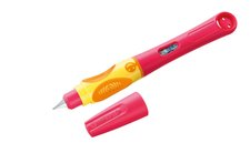 Herlitz Bombičkové pero Griffix 4 pro leváky, červené