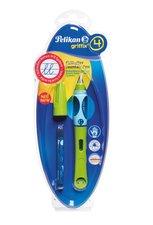 Herlitz Bombičkové pero Griffix 4 pro praváky, zelené