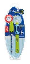 Herlitz Bombičkové pero Griffix 4 pro leváky, modré