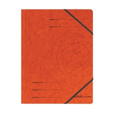 Herlitz Desky A4 prešpánové oranžové