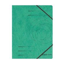 Herlitz Desky A4 prešpánové zelené