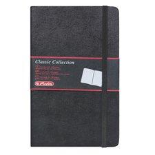 Herlitz Záznamní kniha Classic Collection A5/96 čtveřeček