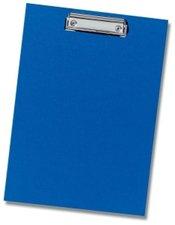 Herlitz Podložka s klipem A4 modrá