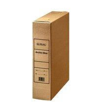 Herlitz Archivační box A4 - hnědý karton