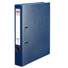 Herlitz Pákový Pákový pořadač A4/5 cm, Q.file protect modrý
