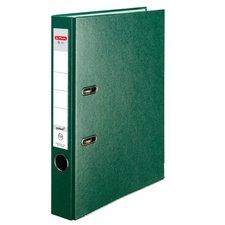 Herlitz Pákový Pákový pořadač A4/5 cm, Q.file protect zelený