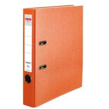 Herlitz Pákový Pákový pořadač A4/5 cm, Q.file protect oranžový