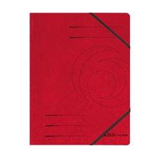Herlitz Desky A4 prešpánové červené