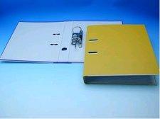 Pořadač A4 5cm žlutý 2241