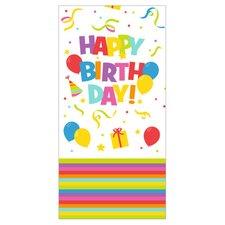 Herlitz Ubrus papírový Happy Birthday