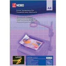 Projekční fólie Laser NOBO pro čb laserové tiskárny