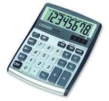 Stolní kalkulátor Citizen CDC-80 - stříbrná