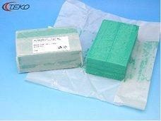 Zelená modelovací hmota 1kg