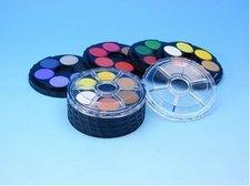 Barvy vodové kulaté 24 barev