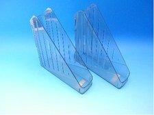 Plastový pořadač kouřový transparentní 754123