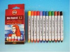 Pastely WAX akvarelové umělecké 8282