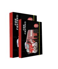 Box A4+A5 Tatra - hasiči