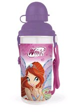 Láhev na pití plastová Winx