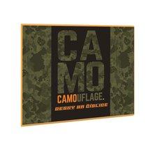 Desky na číslice Camo