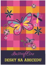 Karton P+P Desky na ABC Motýl 1-17018