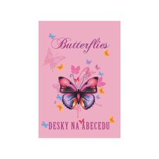 Desky na ABC Motýl