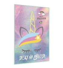 Desky na ABC Unicorn iconic