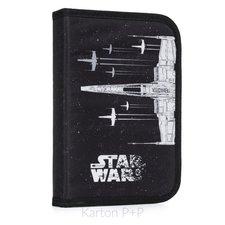 Karton P+P Penál 1 p. 2 chlopně, prázdný Star Wars