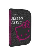 Karton P+P Školní penál 1 patrový Hello Kitty Black