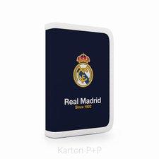 Karton P+P Penál 1 p. 2 chlopně, prázdný Real Madrid 1-54518