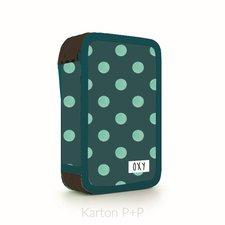 Karton P+P Penál 3 p. prázdný OXY Dots