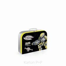 Karton P+P Kufřík lamino 34 cm Robot 1-65718