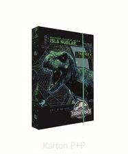Karton P+P Box na sešity A5 Jurassic World 1-66818