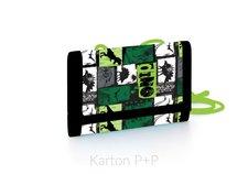 Karton P+P Dětská textilní peněženka T-Rex 1-82918