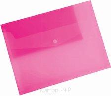 Karton P+P Prostorová sloha s drukem A4 Opaline růžová