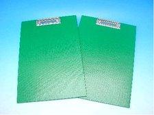 Deska A4  zelená s klipem 5-527