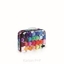 Karton P+P Kufřík lamino 34 cm Barvy