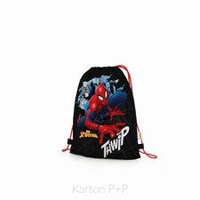 Karton P+P Sáček na cvičky Spiderman 3-05418